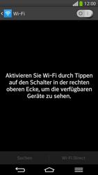 LG D955 G Flex - WiFi - WiFi-Konfiguration - Schritt 6