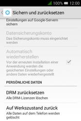 Alcatel OT-4009D Pixi 3 (3.5) - Fehlerbehebung - Handy zurücksetzen - Schritt 8