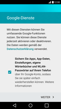 LG H815 G4 - E-Mail - Konto einrichten (gmail) - Schritt 14