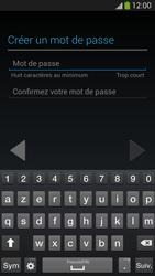 Samsung I9505 Galaxy S IV LTE - Applications - Créer un compte - Étape 10