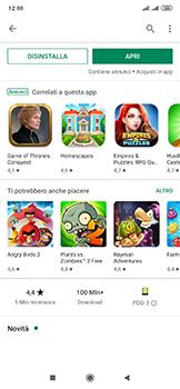 Xiaomi Mi Mix 3 5G - Applicazioni - Installazione delle applicazioni - Fase 16