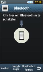 Samsung S8000 Jet - bluetooth - aanzetten - stap 4