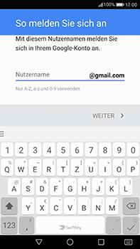 Huawei P10 Plus - Apps - Einrichten des App Stores - Schritt 9
