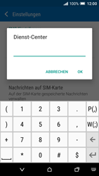 HTC One A9 - SMS - Manuelle Konfiguration - 10 / 11