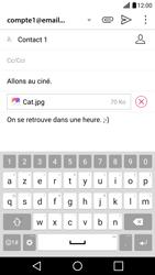 LG G5 - E-mail - envoyer un e-mail - Étape 17