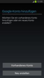 Samsung I9300 Galaxy S III - E-Mail - Konto einrichten (gmail) - Schritt 9
