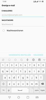 LG v40-thinq-lm-v405ebw - E-mail - Handmatig Instellen - Stap 7