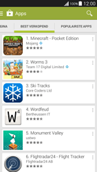 Samsung G531F Galaxy Grand Prime VE - apps - app store gebruiken - stap 7