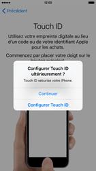 Apple iPhone SE - Premiers pas - Créer un compte - Étape 13