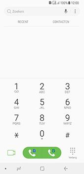 Samsung galaxy-a8-2018-sm-a530f-android-oreo - Voicemail - Handmatig instellen - Stap 4