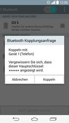 LG D722 G3 S - Bluetooth - Geräte koppeln - Schritt 10