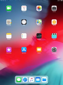 Apple ipad-pro-12-9-ios-12 - E-mail - Bericht met attachment versturen - Stap 2