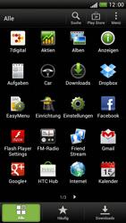 HTC One S - E-Mail - Manuelle Konfiguration - Schritt 3