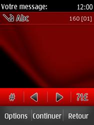 Nokia Asha 300 - MMS - Envoi d