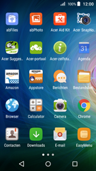 Acer Liquid Z320 - E-mail - e-mail instellen (outlook) - Stap 3