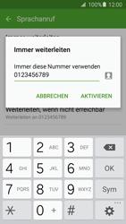 Samsung G903F Galaxy S5 Neo - Anrufe - Rufumleitungen setzen und löschen - Schritt 11