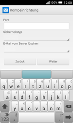 Alcatel OT-5050X Pop S3 - E-Mail - Konto einrichten - Schritt 11