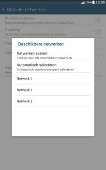 Samsung Galaxy Tab 4 (T335) - Netwerk - Handmatig netwerk selecteren - Stap 12