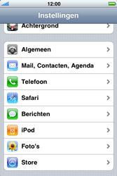 Apple iPhone 3G - MMS - probleem met ontvangen - Stap 4