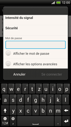 HTC One X - WiFi - Configuration du WiFi - Étape 8