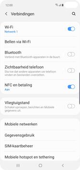 Samsung Galaxy S10 Plus - Bellen - bellen via wifi (VoWifi) - Stap 5