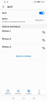 Huawei Y7 (2019) - Wifi - configuration manuelle - Étape 5