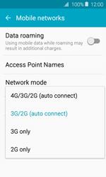 Samsung J120 Galaxy J1 (2016) - Network - Enable 4G/LTE - Step 6
