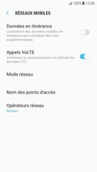 Samsung Galaxy S6 - Android Nougat - MMS - Configuration manuelle - Étape 6