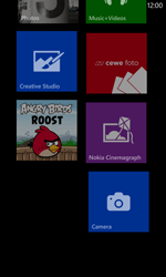 Nokia Lumia 1020 - Getting started - Personalising your Start screen - Step 13