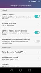 Huawei Honor 5X - Réseau - Activer 4G/LTE - Étape 6