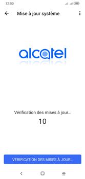 Alcatel 1S (2020) - Aller plus loin - Mettre à jour le logiciel interne de votre mobile - Étape 8