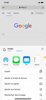Apple iPhone 11 - iOS 14 - Internet et roaming de données - Navigation sur Internet - Étape 6