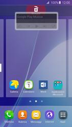 Samsung Galaxy A5 (2016) (A510F) - Operazioni iniziali - Installazione di widget e applicazioni nella schermata iniziale - Fase 10