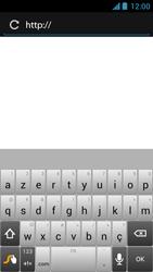 Acer Liquid Z5 - Internet - navigation sur Internet - Étape 4