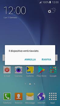Samsung Galaxy A8 - Internet e roaming dati - Configurazione manuale - Fase 30