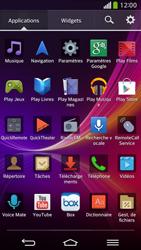 LG D955 G Flex - Applications - Installation d