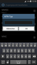 Samsung Galaxy S III Neo - MMS - Manuelle Konfiguration - 14 / 26