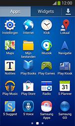 Samsung Galaxy S3 Mini Lite - apps - account instellen - stap 3