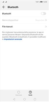 Huawei P20 Pro - Android Pie - Bluetooth - Collegamento dei dispositivi - Fase 5