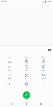 Sony Xperia XZ3 - Voicemail - Voicemail deactiveren - Stap 5