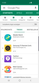 Samsung Galaxy S10e - Apps - Herunterladen - Schritt 9