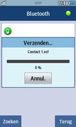 Samsung S5250 Wave 525 - contacten, foto