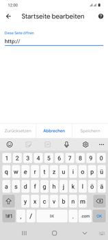 Samsung Galaxy S20 5G - Internet und Datenroaming - Manuelle Konfiguration - Schritt 30
