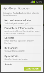 Samsung Galaxy Express - Apps - Installieren von Apps - Schritt 8