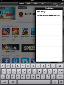 Apple iPad Retina - Apps - Installieren von Apps - Schritt 6