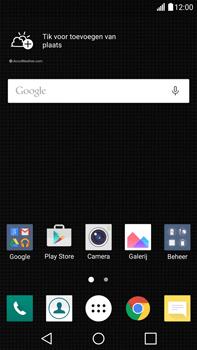 LG V10 - WifiSpots - WifiSpots instellen - Stap 1