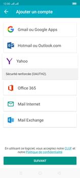 Oppo Reno 2 - E-mails - Ajouter ou modifier votre compte Yahoo - Étape 6