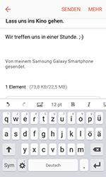 Samsung G389 Galaxy Xcover 3 VE - E-Mail - E-Mail versenden - Schritt 18