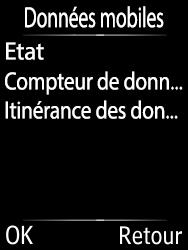 Doro 6620 - Internet et connexion - Désactiver la connexion Internet - Étape 6