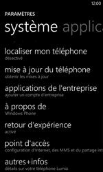 Nokia Lumia 1020 - Téléphone mobile - Réinitialisation de la configuration d